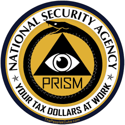 nsa prism alternative logo