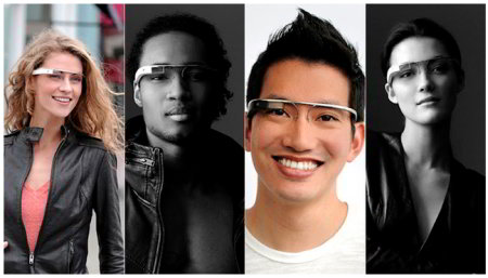 google glasses prototypes