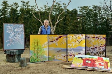 horiuchi tatsuo excel art