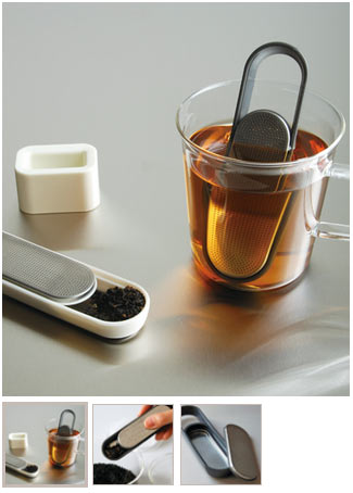 kinto tea strainer