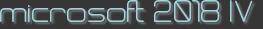 microsoft 2018 IV