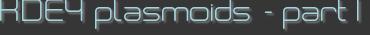 KDE4 plasmoids – part I