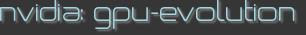 nvidia: gpu-evolution