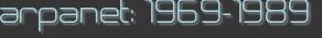 arpanet: 1969-1989
