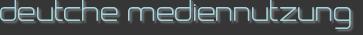 deutche mediennutzung