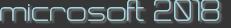 microsoft 2018