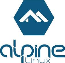 Logo von Alpine Linux