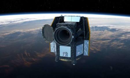 ESA-Satellit Cheops