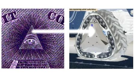 Jetzt erhaeltlich: Illuminati-Panzerreifen!