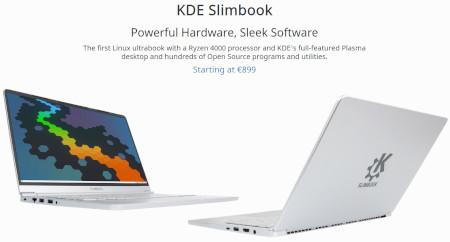 KDE Slimbook 2020