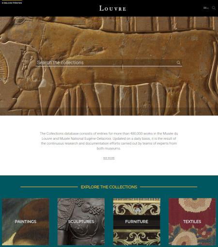 Louvre: alles online ab jetzt