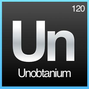 Logo von Unobtainium