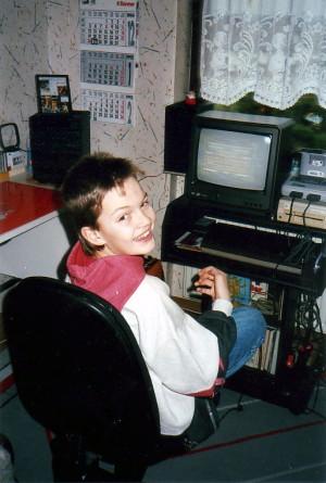 Weihnachten 1994 mit SNES und C64