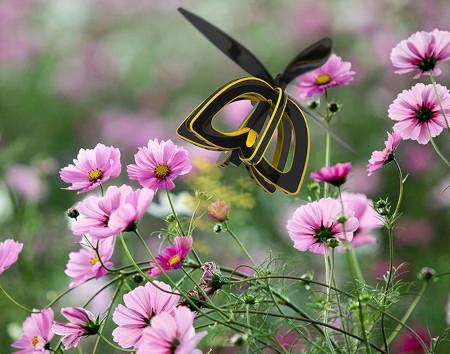 Plan Bee robotic drone design study