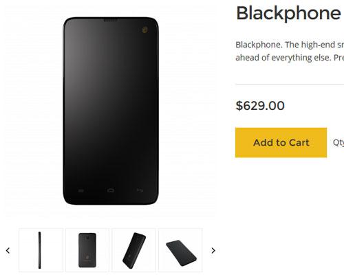 blackphone nun vorbestellbar
