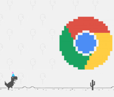 Alles Gute zum 10. Geburtstag, Google Chrome