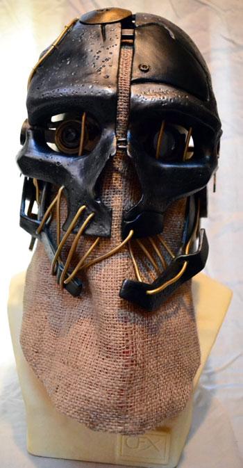 handgemachte dishonored-masken