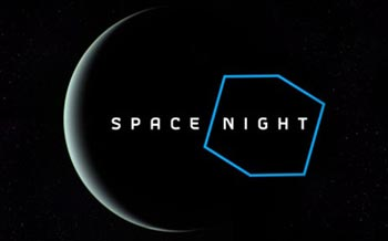 neues logo der space night