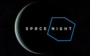 neues logo der space night