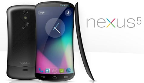 google nexus 5 concept art by sph1ire