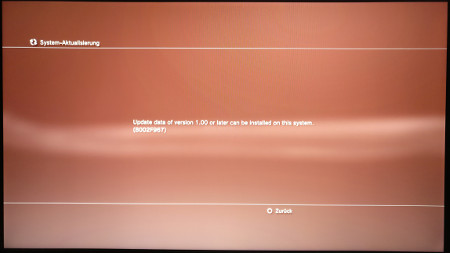 PS3: MinVerChk in Aktion