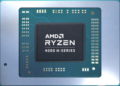 AMD Ryzen 4000er H-Serie, via notebookcheck.com