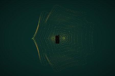 visualisierte radiowellen
